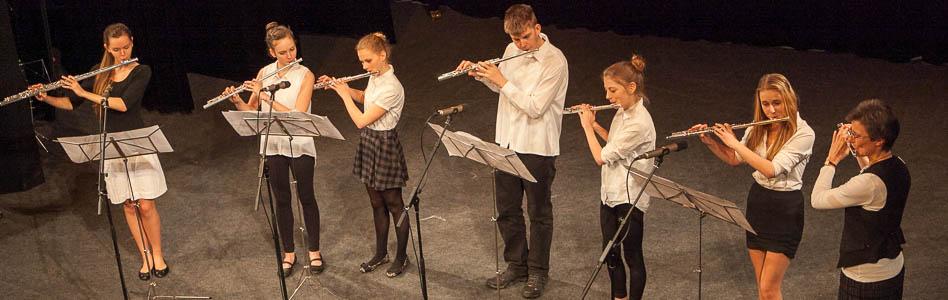 Flétny - divadlo